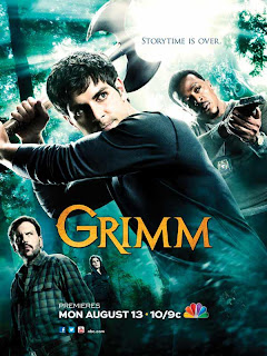 Grimm 1ª a 2ª Temporada Torrent - Completa Legendado
