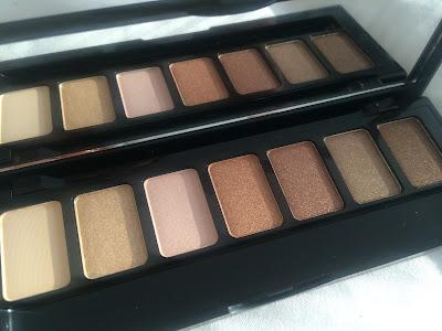 essence bronzing babe eyeshadow palette