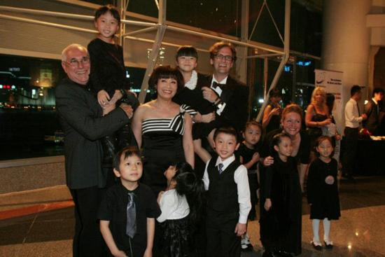 11th FCC Annual Charity Ball - INXS - IKA BUTONI