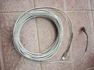 Cara Membuat Kabel USB Extender Perpanjangan 10 Meter