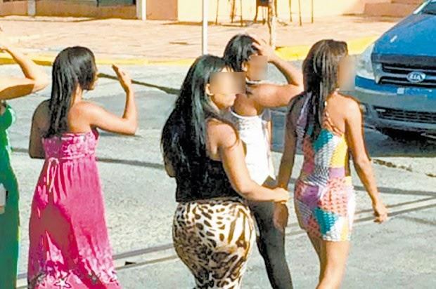 que significa cuero en dominicano solo prostitutas