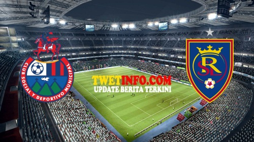 Prediksi Municipal vs Real Salt Lake CONCACAF 2015