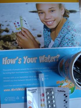 Cooperação para o monitoramento da qualidade da água no Brasil