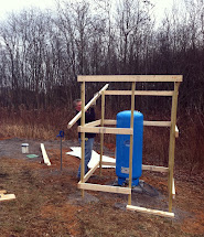 Water Well Pump Sheds