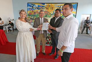 ALAGOAS: Tribunal de Justiça e Seris promovem casamento de 256 reeducandos