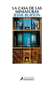 La casa de las miniaturas - Portada