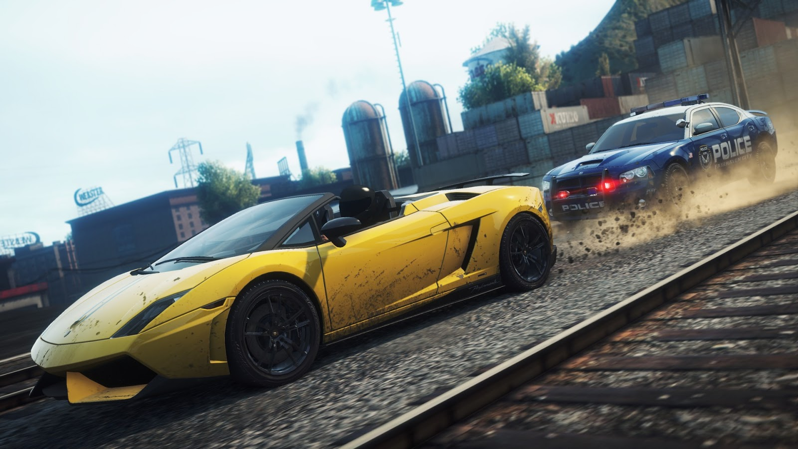 Need for Speed HD & Widescreen Wallpaper 0.573725803414892