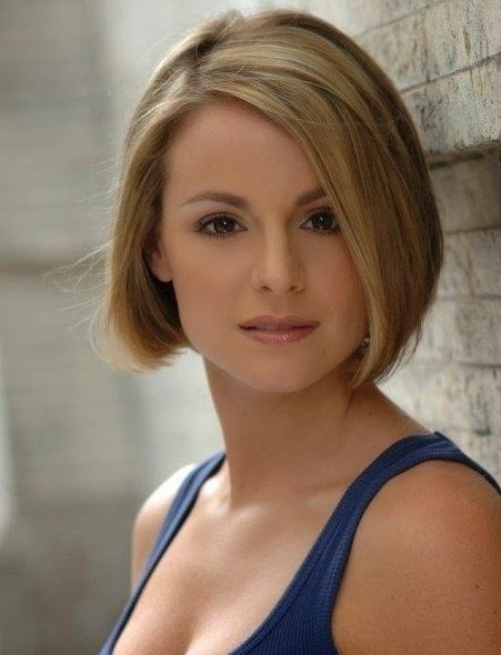 Short Bob Hairstyles for Straight Hair