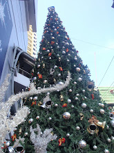 Ha ha ... gleden min over alle juletrærne vil ingen ende ta!!!