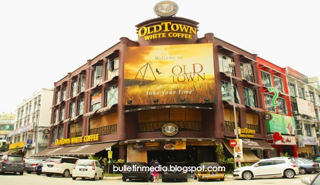 Gempar!! Old Town White Coffee Saji Menu Khinzir??