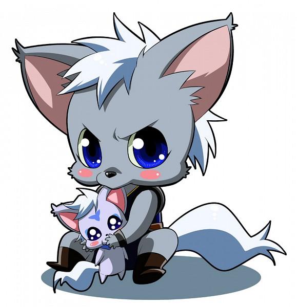 Wolfrun Smile Pretty Cure Wolfrun