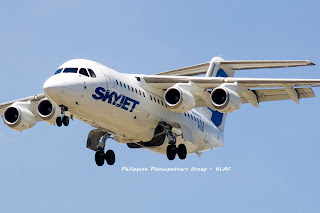 SkyJet to Launch Jet Service to Surigao