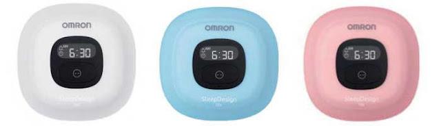 HSL-001 OMRON 睡眠計鬧鐘 顏色