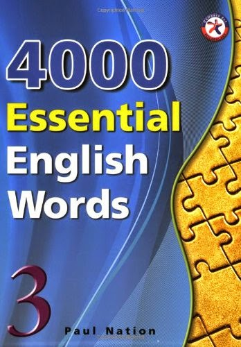 4000 Essential English Words : Book 3 + Audio Author : Paul Nation