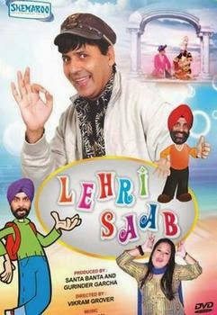 Lehri SaaB (2015) DVDscr Punjabi Movie Download and Watch online