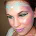 Napi smink/Daily makeup - Mermaid