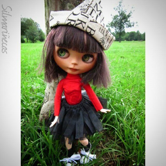 Caty basaak doll en amorebieta-etxano, parque jauregibarria