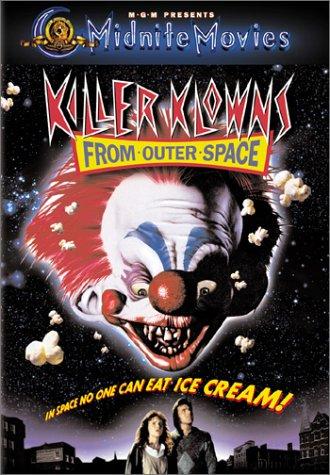 Killer Klowns From Outer Space Killerklownsdvd