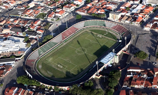 Reabertura do Estádio Joiada da Princesa segue indefinida