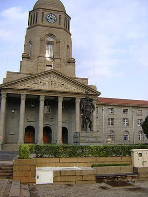 Wycieczka po Pretorii
