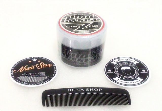 Cool Grease Cock Grease Ultra Hard Hair Pomade Original 210g