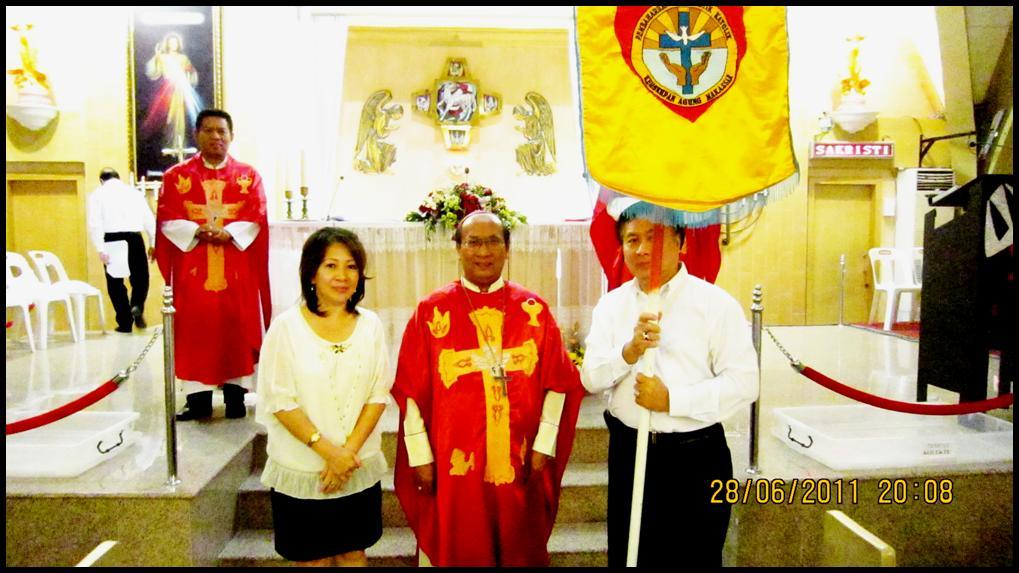Karismatik Katolik Karismatik Katolik Kams