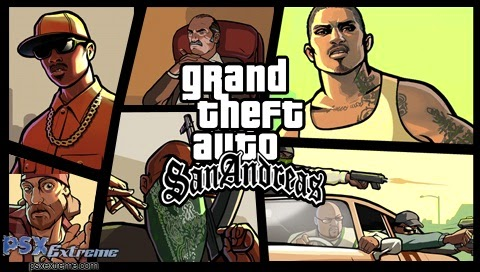 GTA San Andreas Codes