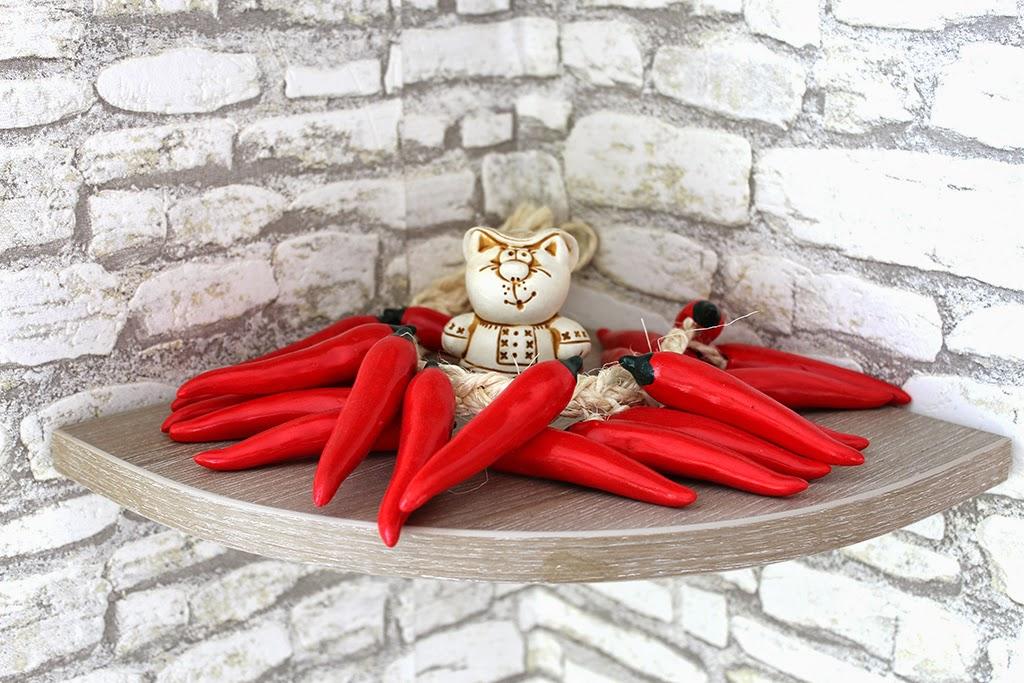 использование керамики в декоре