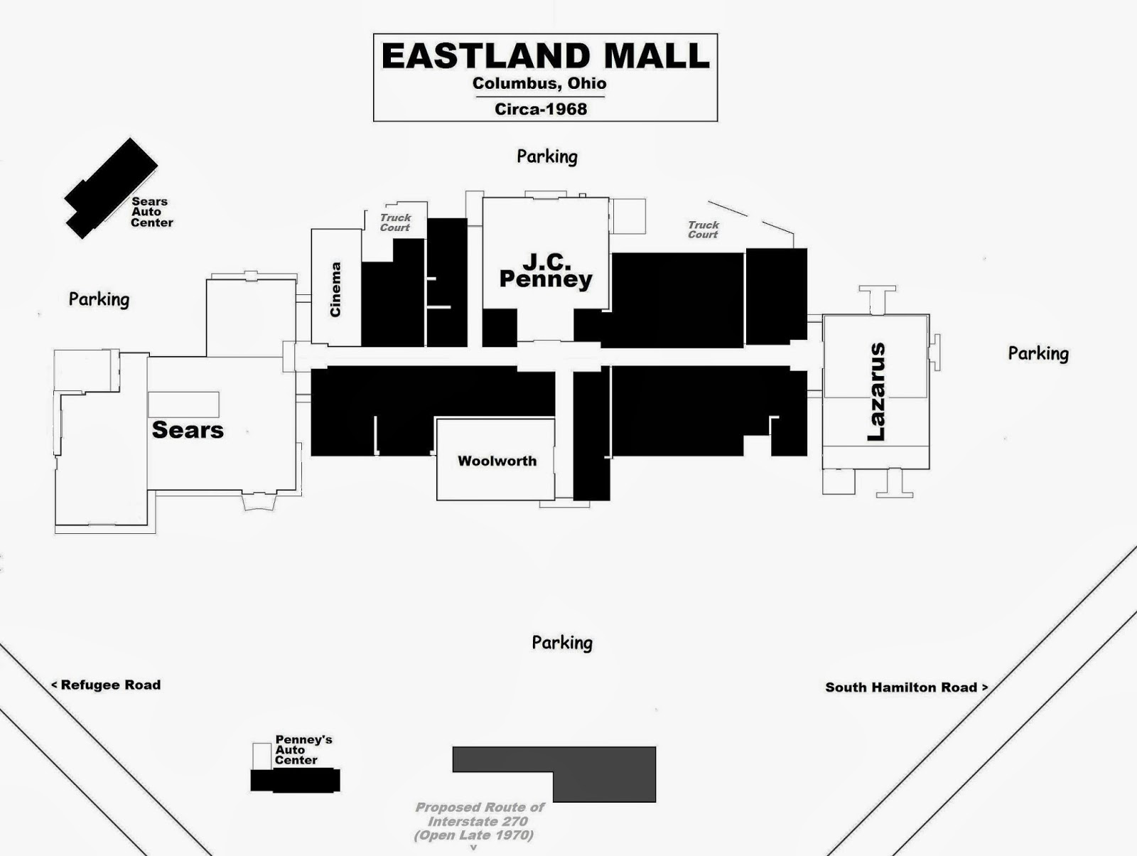 Eastland mall: what 2019s next?