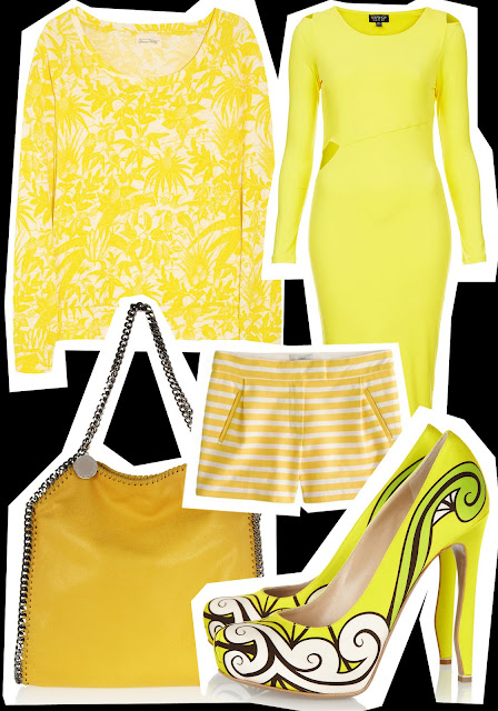 Get the look of Eva Longoria and Kate Middleton in mellow yellow