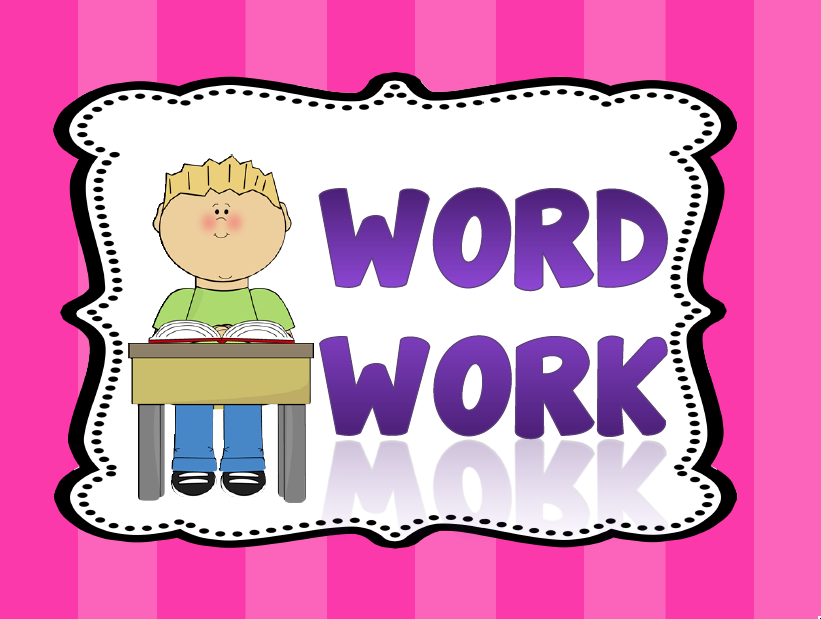 Word work packet 9 activities that are easy to set up