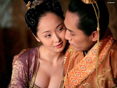 Bí kiếp tình dục của các hoàng đế Trung Hoa