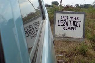 Nama Desa Paling Porno di Indonesia