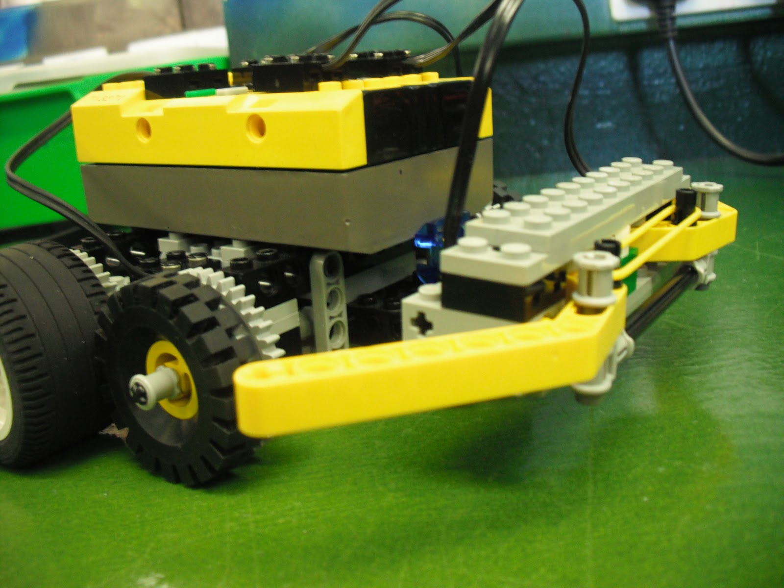Team better than you our lego robot car