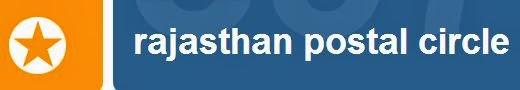 Rajasthan Postal Circle Image