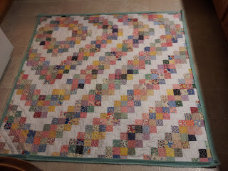 Barn Raising Quilt Pattern Free Knitting : Michelle s Romantic Tangle: Look what I found!