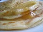 مْلْوي /Moroccan Meloui or Malwi or Malwy! Round Moroccan Layered Crepes! / Meloui Marocain ou Malwi