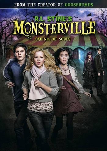 R.L Stine's Monsterville: El Consejo De Los Espíritus DVDRip Latino