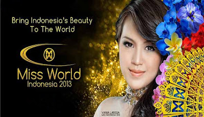 Fakta Unik Miss World 2013 di Indonesia