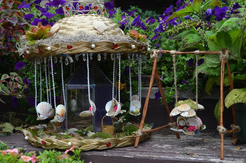 Miniature Fairy Garden House