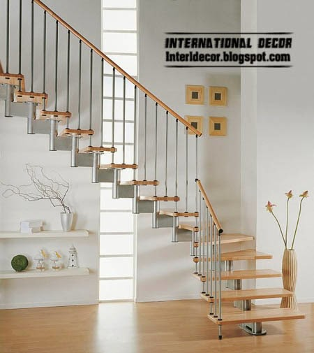 contemporary staircase, modern staircase design - interior stairs
