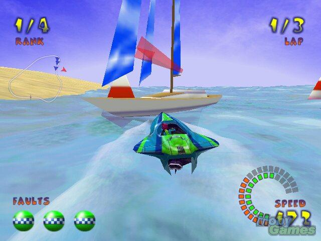 Jetboat Superchamps 2 Screenshots for Windows
