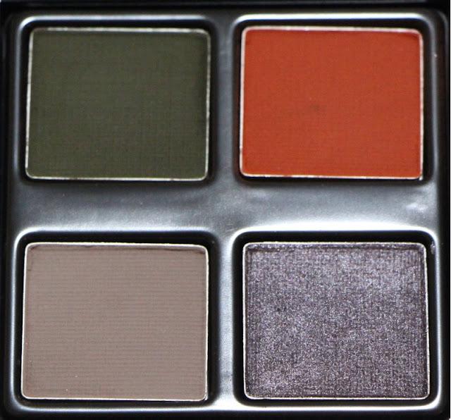 Nomadic Eyeshadow Palette