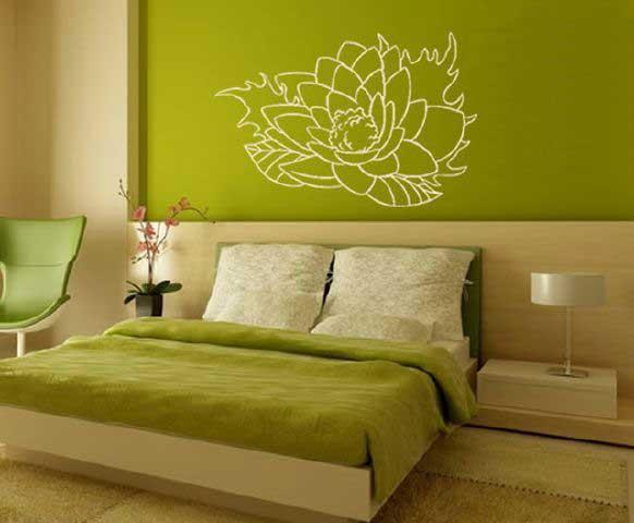 Koleksi Desain Ruangan Nuansa Warna Cat Hijau Rumah Minimalis - Gambar ...