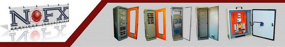 ELETRO-NOFX - Painéis elétricos, Montagens elétricas, QMF, QDCC, QDCA, IHM, QF, QL, Biestáveis.