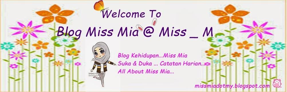 Miss Mia dot MY