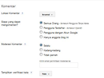 cara belajar membuat blog baru