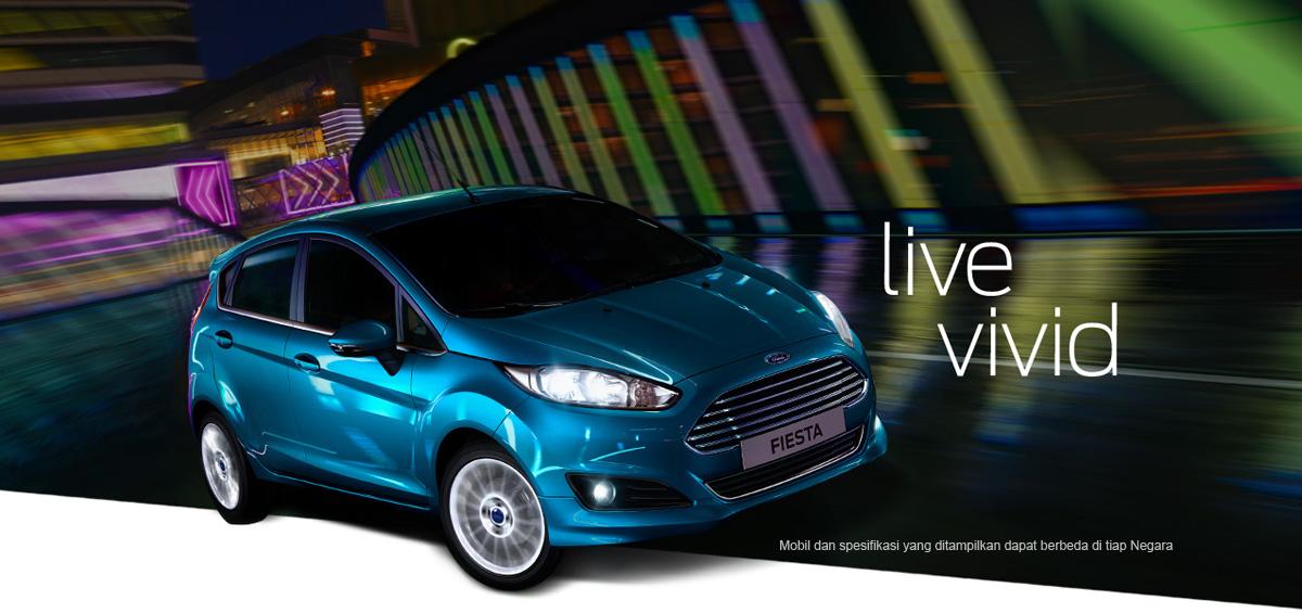 Ford All New Fiesta
