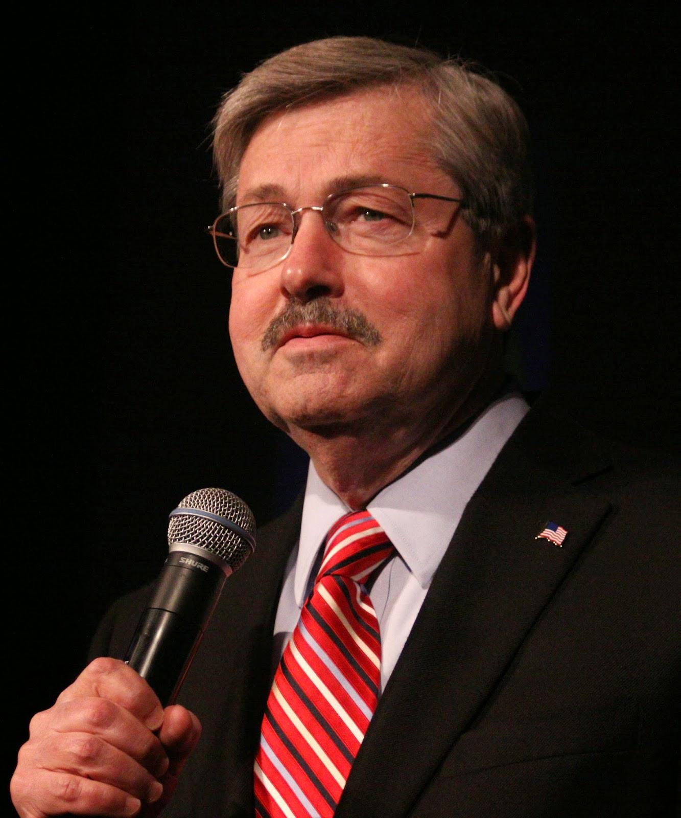 Photo of Terry Brandstad