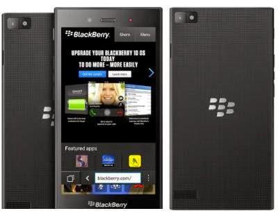 Blackberry Jakarta Z3 Terbaru 2014